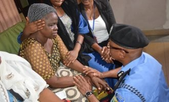 Lagos CP visits Kolade Johnson's family, says justice must prevail