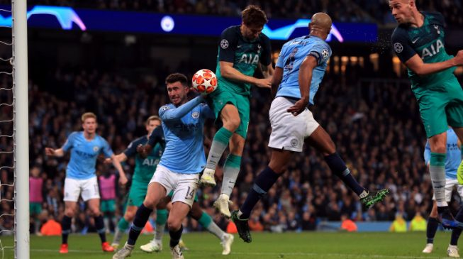 Goal galore: Liverpool win as Tottenham stun Man City to first ever UCL semi-final