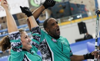 Nigeria becomes first African country to win world curling championship match