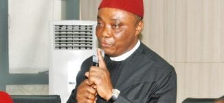Properties seized by presidential panel aren't mine, says Nwaoboshi