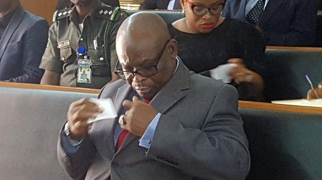 EXCLUSIVE: NJC recommends Onnoghen for retirement