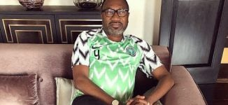Otedola offers to foot Christian Chukwu's medical bills