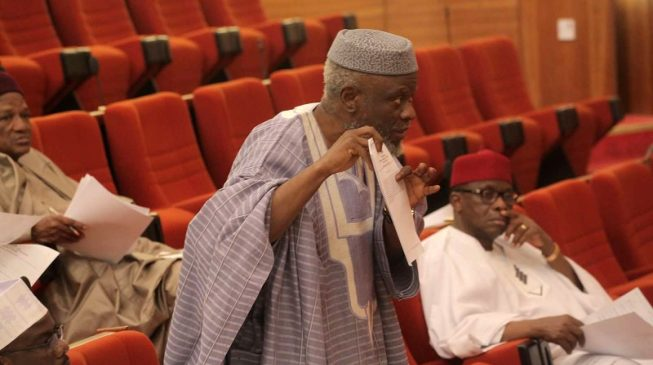 Senator Adeyeye: I pressured David Mark to reduce running cost from N20m to N13.5m