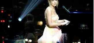 WATCH: Taylor Swift thrills audience at TIME 100 Gala