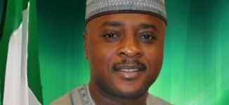 CLOSE-UP: Lawani, the incumbent rep who is set to take Yari's senate seat