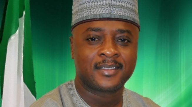 CLOSE-UP: Lawali, the incumbent rep who is set to take Yari's senate seat