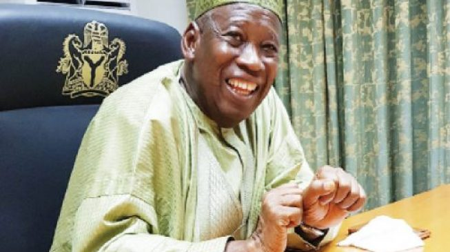 Court stops Ganduje from splitting Kano emirate