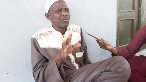 Abubakar - I will never forgive those who landed me in Saudi Prison – Man who escaped execution
