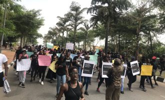 Protesters storm FCT police command over 'rape of sex workers'