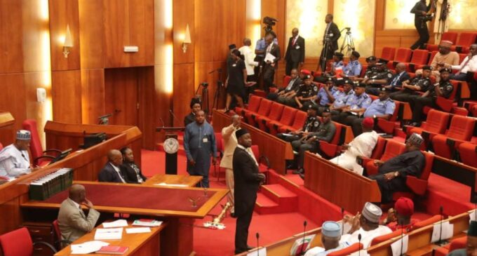 EXTRA: Senate asks 'loyal' ministerial nominee to 'take a bow and go'
