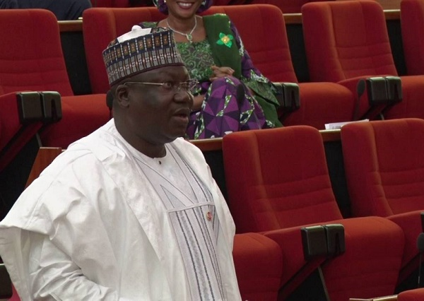 Lawan: My support for Buhari will not make senate his rubber stamp