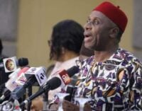Women are good managers of resources, says Amaechi