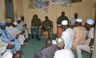 Buratai reaffirms commitment to welfare of army veterans