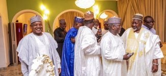 Bagudu succeeds Okorocha as chairman of APC Governors' Forum