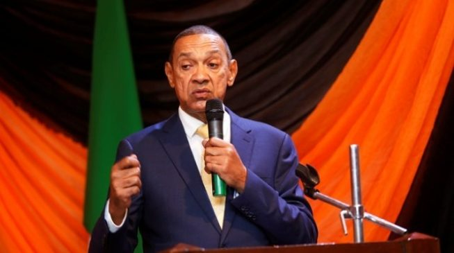 Nigeria now a laughing stock because of 'stone age' senators -Ben Bruce