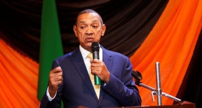 Ben Bruce: Nigeria now a laughing stock because of 'stone age' senators