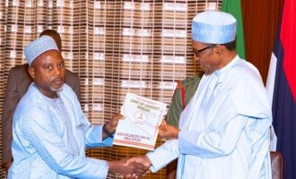 Buhari gets assets form, asks CCB to keep it safe from his opponents