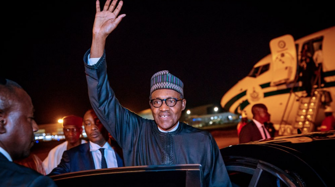 Who will be Nigeria's last president?