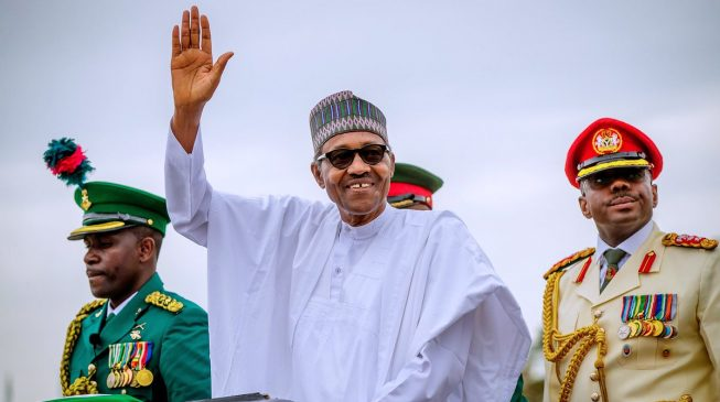 'I wasn't worried all along' — Buhari reacts to tribunal verdict