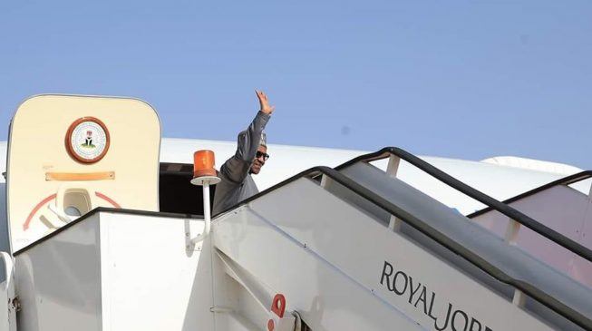 Buhari heading to Saudi Arabia on Thursday
