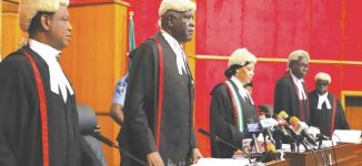 Bulkachuwa recuses herself from presidential tribunal