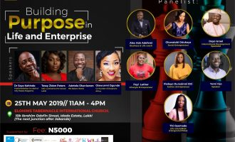 'Birthing Purpose' launches its first business forum