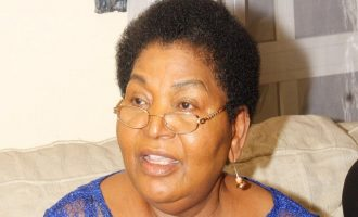 Cecilia Ibru: Sanusi persecuted me thinking I wanted his job at CBN