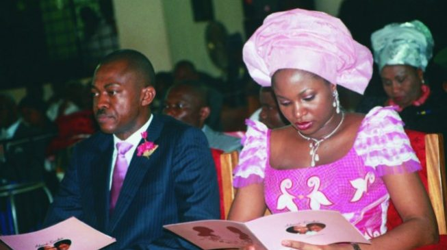 Ex-Gov Chime's wife: Why I left my matrimonial home
