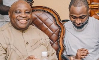 'It's extremely painful' — Davido reacts to uncle's defeat at appeal court