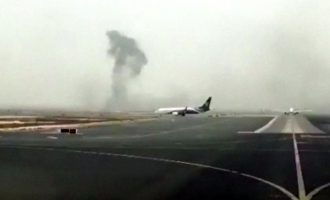 ICYMI: Four killed in Dubai plane crash