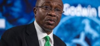 CBN retains MPR at 13.5% to allow 'interventions play out'