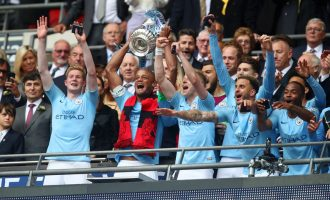 Man City hit 116-year record to clinch FA Cup, win domestic treble