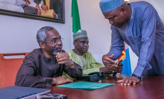 Jibrin: Gbaja has comfortable lead to become speaker