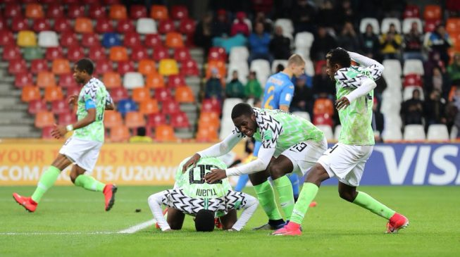 AAG: Flying Eagles beat Mali — on course to break 41-year jinx