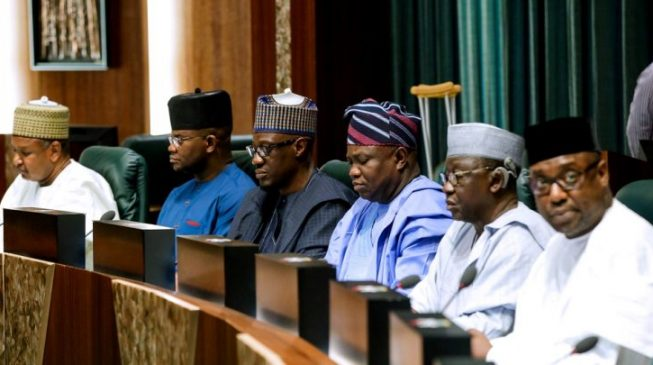 Governors: We are committed to financial autonomy of state legislature