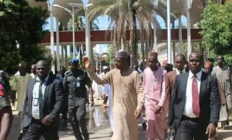 Borno absentees: Only '135 of 12,000' staff were in office during gov's first visit