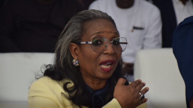 Nigerian graduates getting trained in what they don't need - Ibukun Awosika