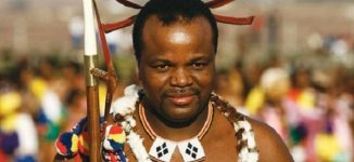 Swaziland king denies ordering men to marry more wives or face jail term