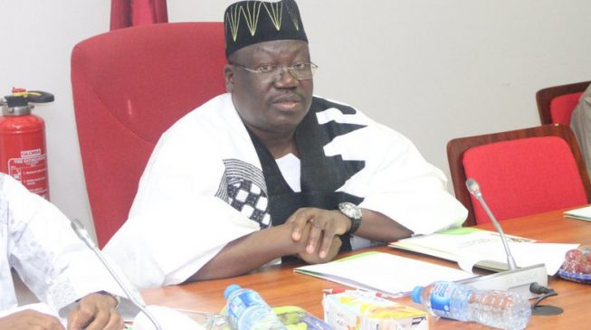 Lawan as senate president typifies party loyalty and patience