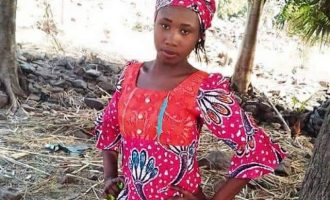Leah Sharibu spends another birthday in Boko Haram custody
