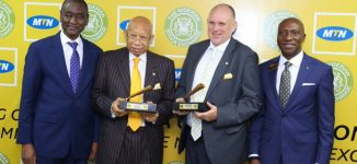 After 18 years, MTN lists on NSE — adds N1.83trn to market cap