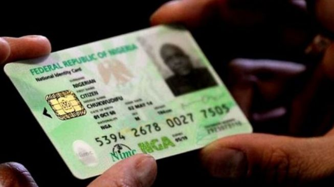 Nigerians living in the US can now register for NIN -ICYMI