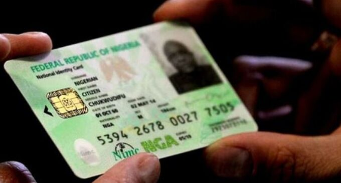 National identity: Lest we get confused