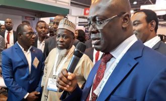 NNPC declares Nigerian Pavilion open at OTC Texas