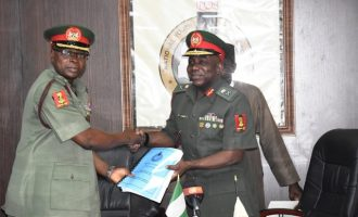 New NYSC DG assumes office, sets 5-point agenda 'to improve scheme'