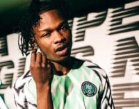 VIDEO: OAU lecturer stunned as students interrupt class with Naira Marley's 'Soapy'