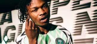 Party during lockdown: Naira Marley surrenders self to police