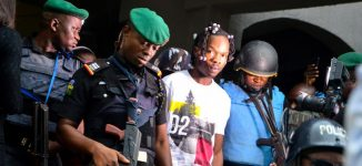 JUST IN: Naira Marley released from custody — two weeks after bail