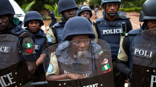 Police beef up security in Osun ahead final judgement on guber poll