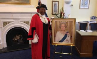 Nigerian-born Obaze becomes mayor in UK